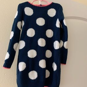 Toddler Winter Dress